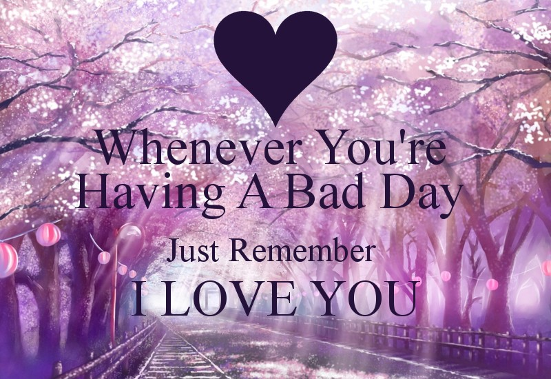 Having A Bad Day Quotes & Sayings