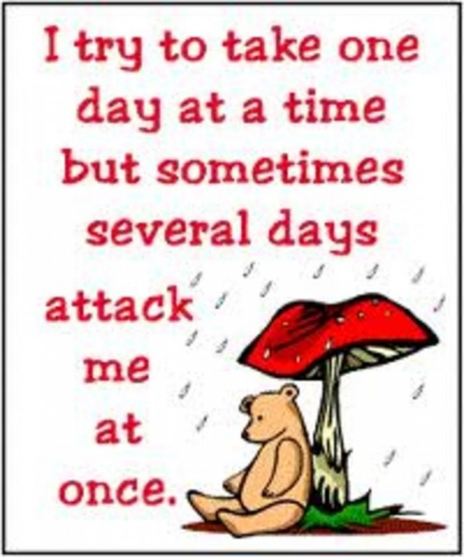Funny Quote About Having A Bad Day 1 Picture Quote #1