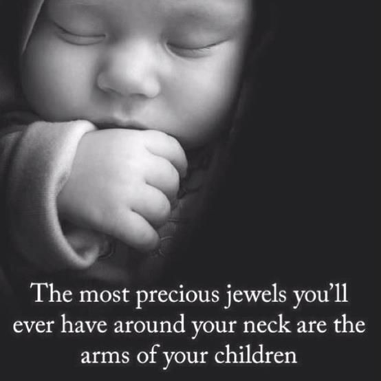 Precious Quote About Babies 1 Picture Quote #1
