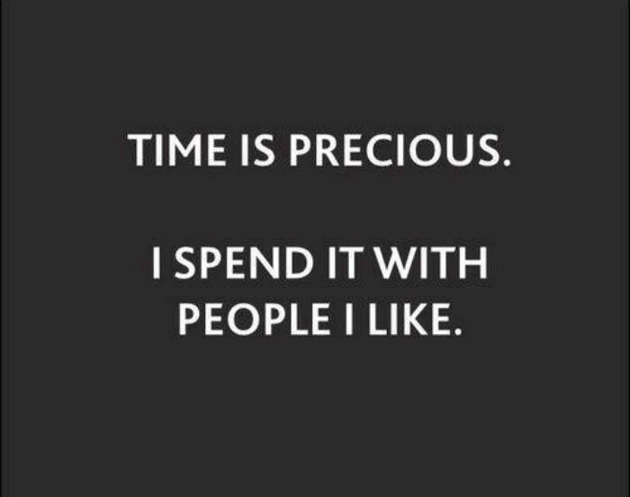 Time Is Precious Quote 1 Picture Quote #1