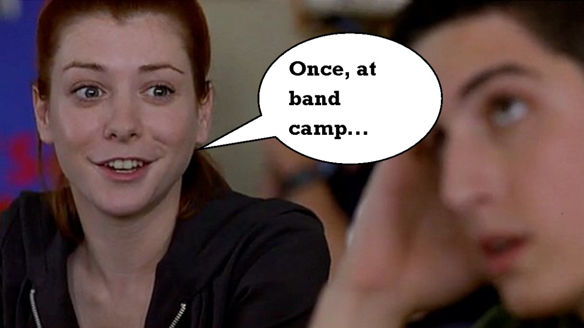 American Pie Band Camp Quote 1 Picture Quote #1