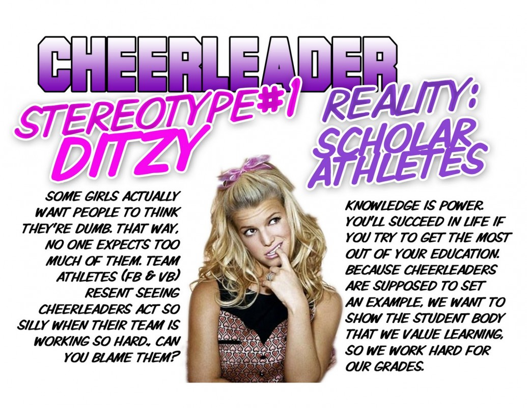 Cheerleader Quote 3 Picture Quote #1