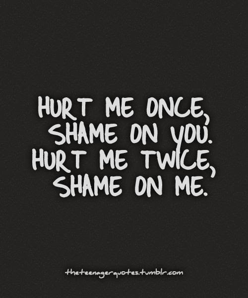 Shame Quote 4 Picture Quote #1