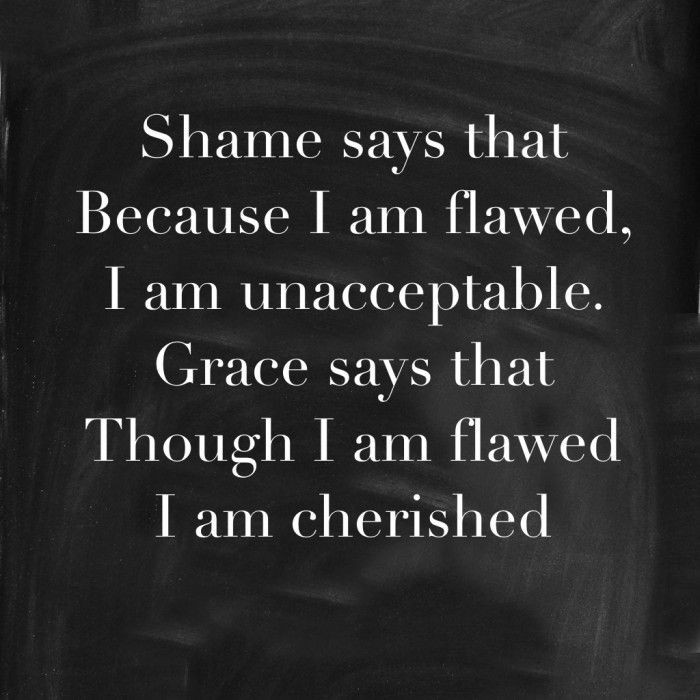 Shame Quote 6 Picture Quote #1