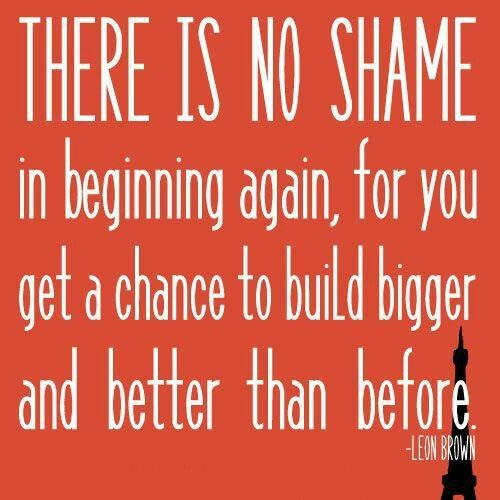 No Shame Quote 2 Picture Quote #1