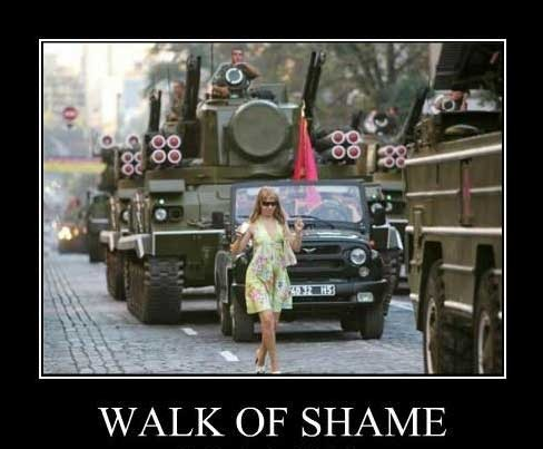 Walk Of Shame Quote 1 Picture Quote #1