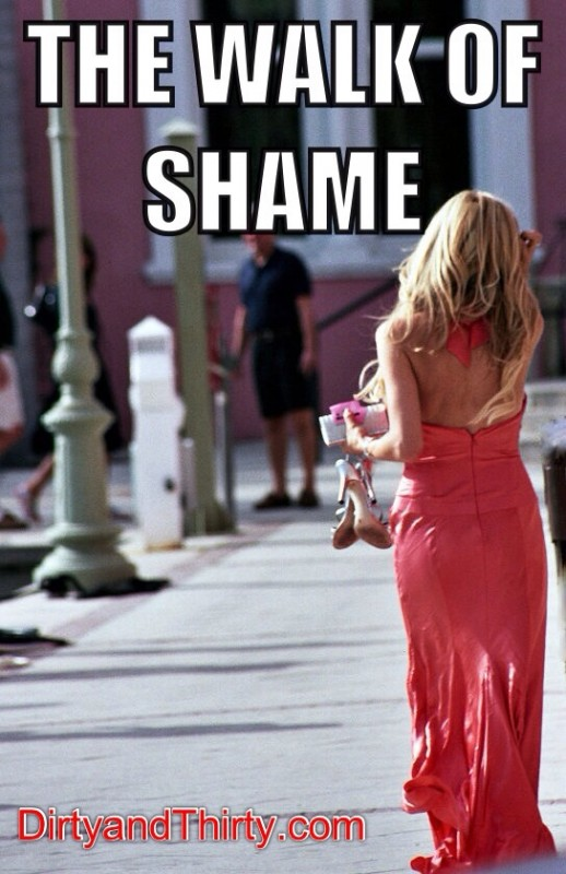 Walk Of Shame Quote 5 Picture Quote #1