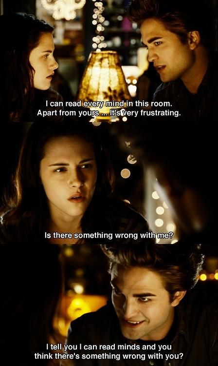 Twilight Movie Quote 8 Picture Quote #1