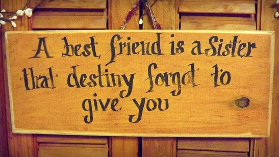 Cute Quote About Friends 1 Picture Quote #1