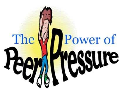 Peer Pressure Quote 2 Picture Quote #1