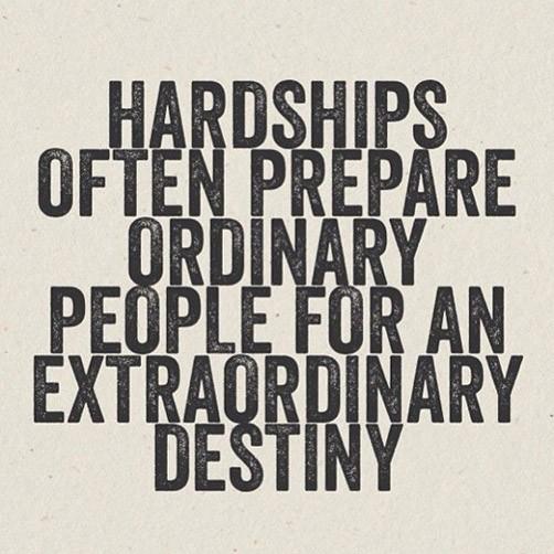 Extraordinary Quote 6 Picture Quote #1