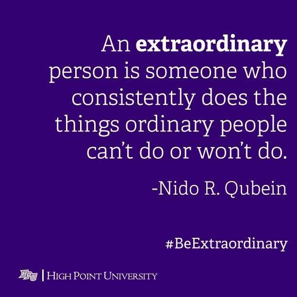 Extraordinary Quote 7 Picture Quote #1