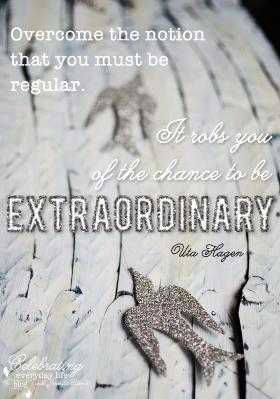 Extraordinary Quote 9 Picture Quote #1