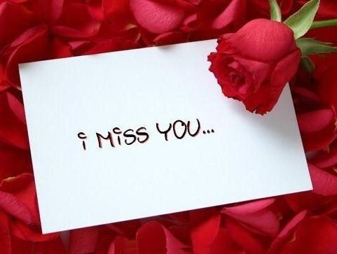 Miss You Friend Quote 1 Picture Quote #1