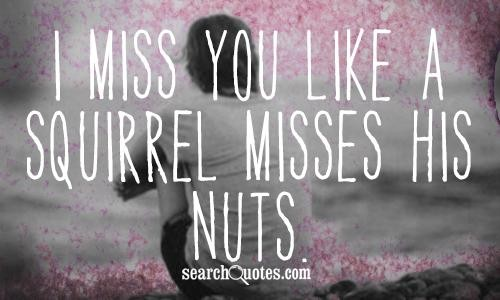 Miss You Friend Quote 5 Picture Quote #1