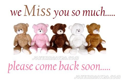 Miss You Friend Quote 8 Picture Quote #1