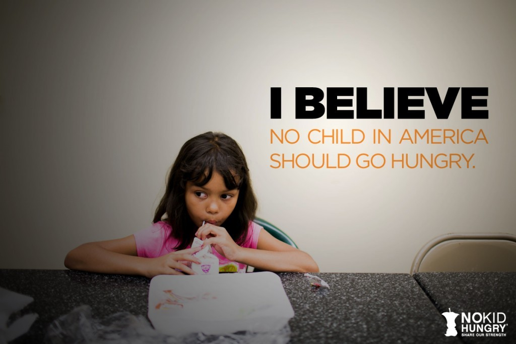 Childhood Hunger Quote 3 Picture Quote #1