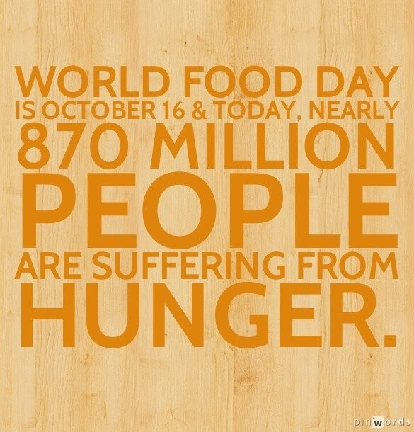 Stop Hunger Quote 2 Picture Quote #1