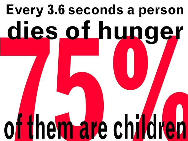 Stop Hunger Quote 5 Picture Quote #1