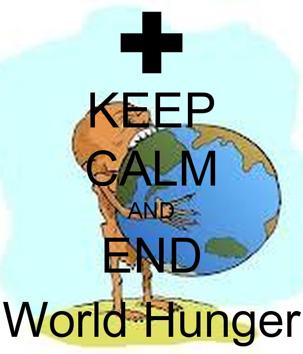 Ending World Hunger Quote 2 Picture Quote #1