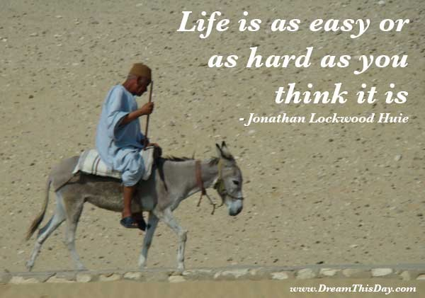 Life Is Tough Quote 1 Picture Quote #1