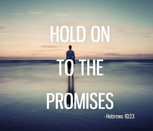 Hold On To God Quote 3 Picture Quote #1