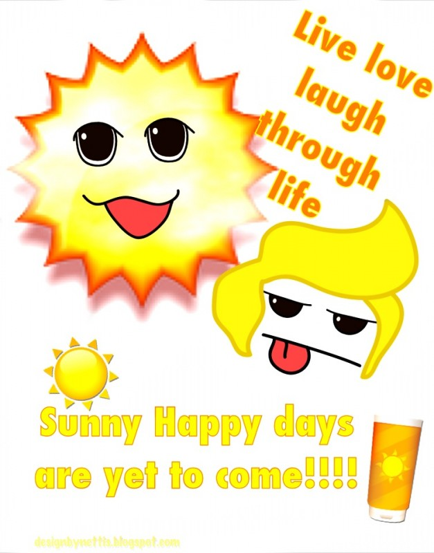 Sunny Day Quote 2 Picture Quote #1