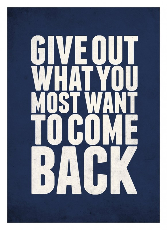 Giving Back Quote 2 Picture Quote #1
