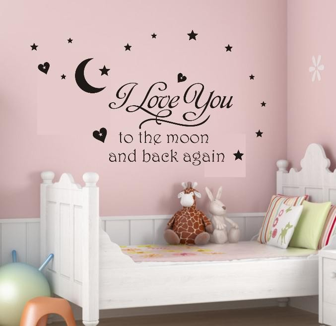 Cute Quote For Bedroom Walls 3 Picture Quote #1