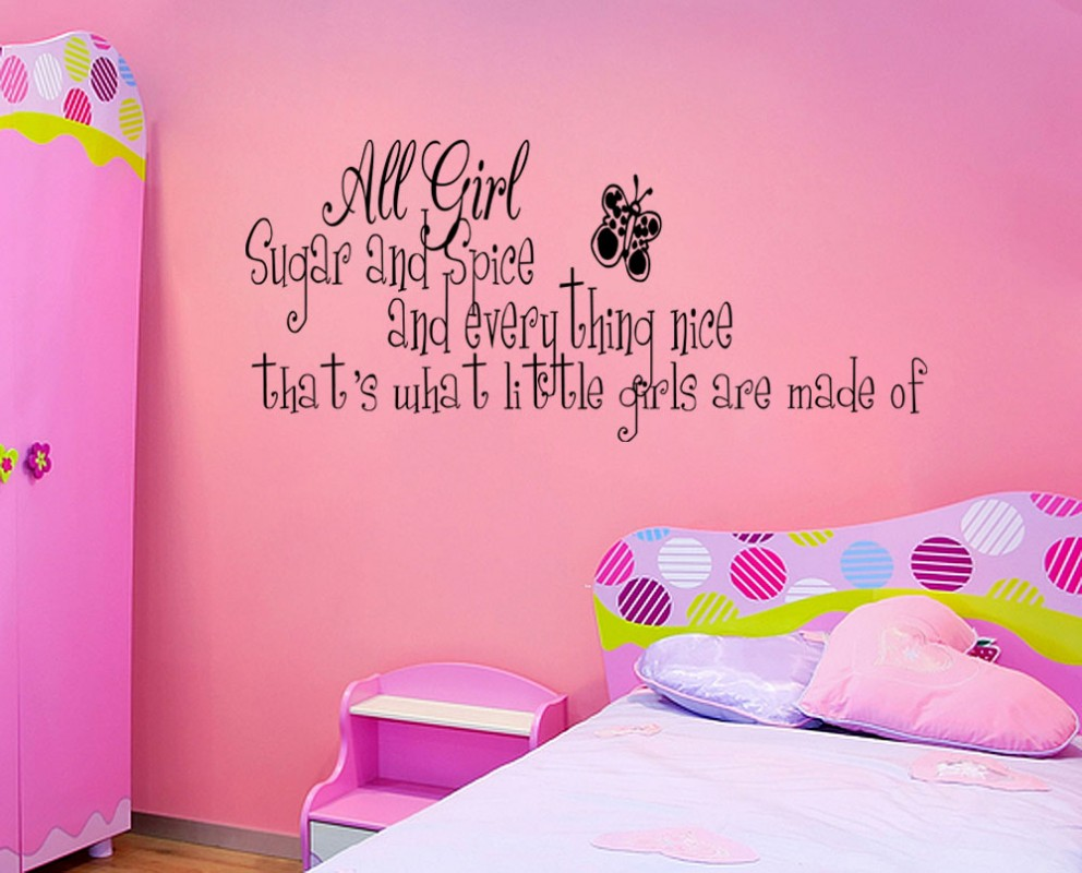 Cute Quote For Bedroom Walls 6 Picture Quote #1