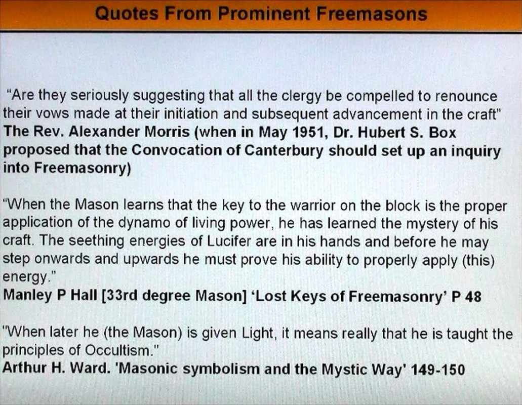 Freemason Quote | Quote Number 690025 | Picture Quotes