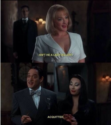 Addams Family Quote 19 Picture Quote #1