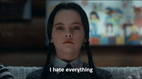 Addams Family Wednesday Quote 5 Picture Quote #1