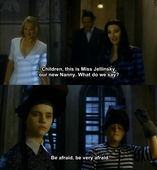 Addams Family Quote 27 Picture Quote #1
