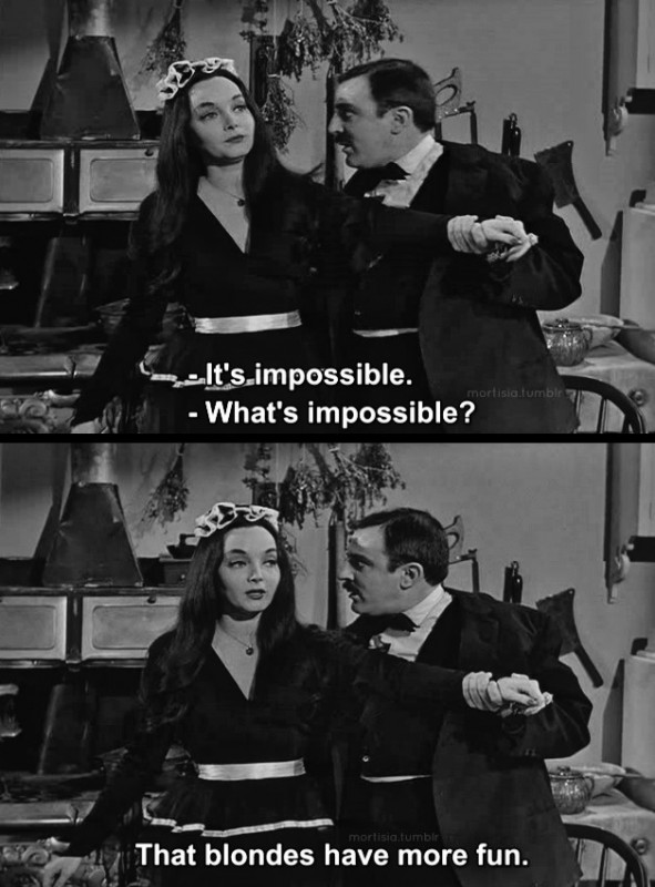 Addams Family Quote 32 Picture Quote #1