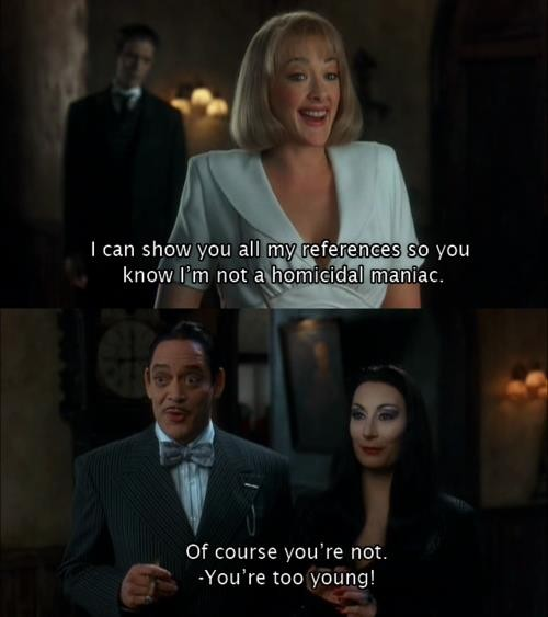 Addams Family Quote 34 Picture Quote #1