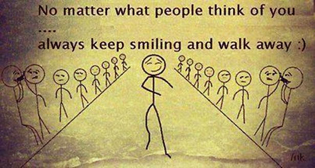 Smile No Matter What Quote 2 Picture Quote #1
