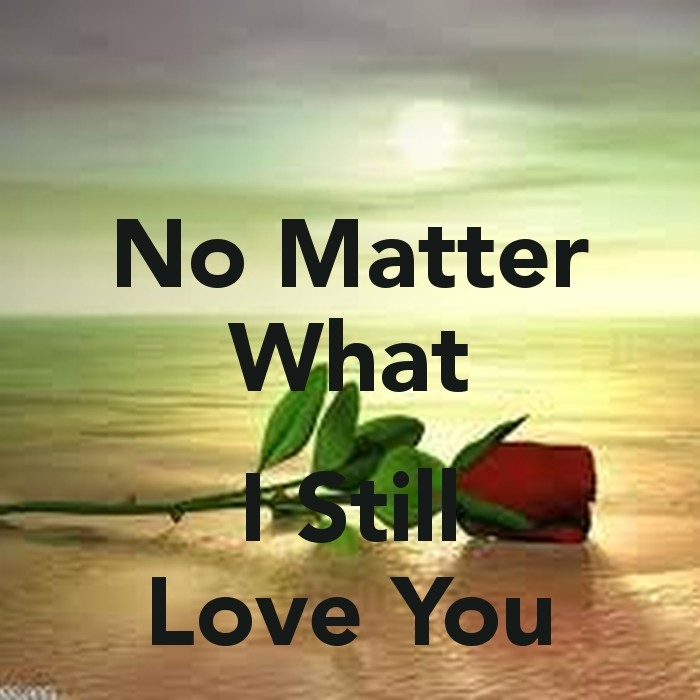 I Will Love You No Matter What Quote 1 Picture Quote #1