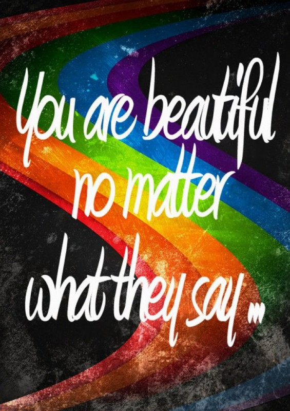 Beautiful No Matter What Quote 1 Picture Quote #1