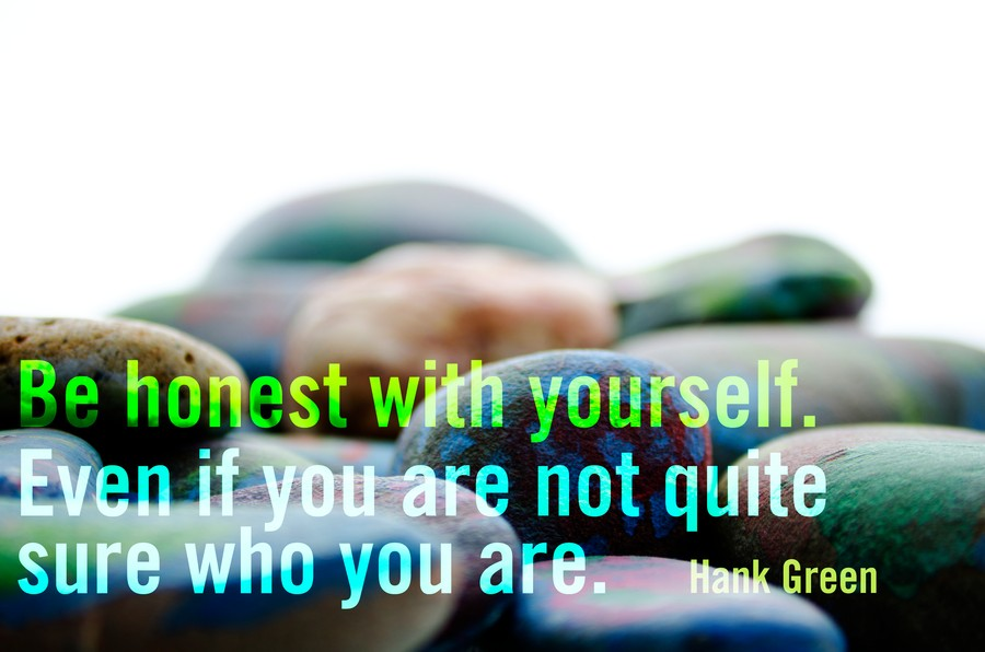 Being Honest Quote 5 Picture Quote #1