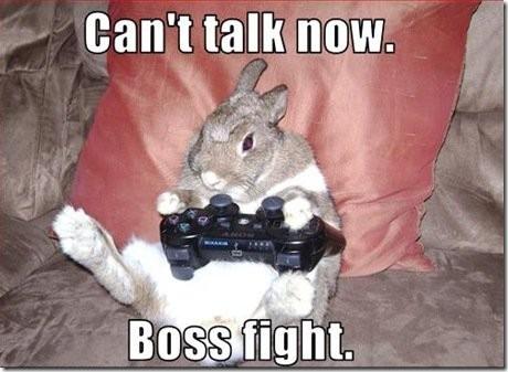 Bunny Rabbit Quote 1 Picture Quote #1