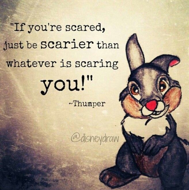 Thumper The Rabbit Quote 1 Picture Quote #1