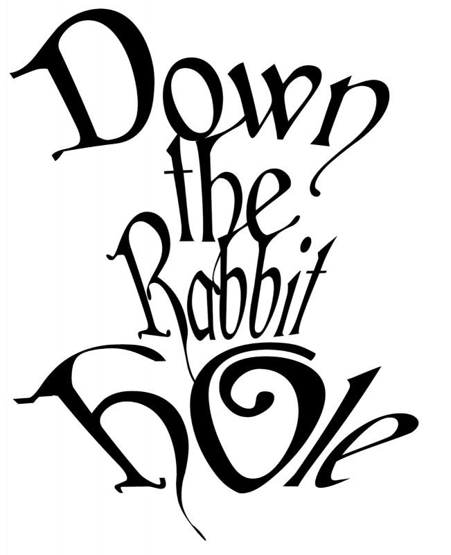 White Rabbit Quote 1 Picture Quote #1