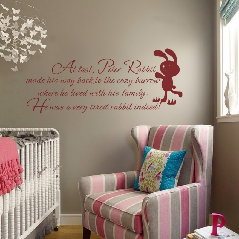 Peter Rabbit Quote 1 Picture Quote #1