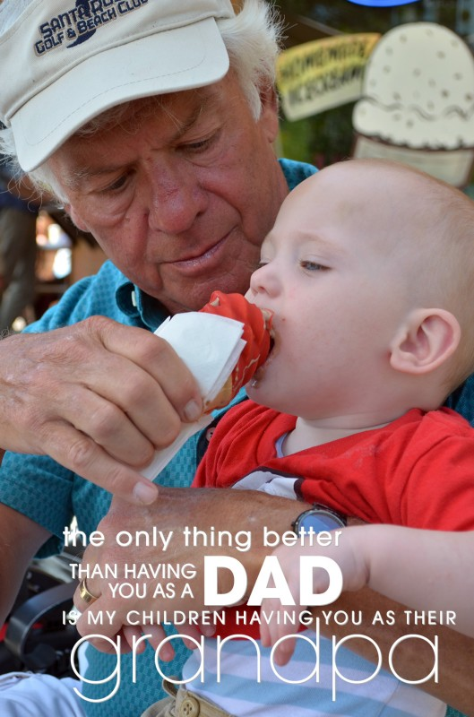 Grandpas Are Dads Quote 3 Picture Quote #1