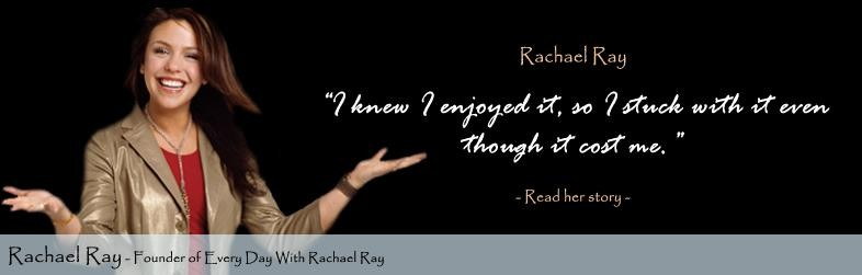 Rachael Ray Quote 2 Picture Quote #1
