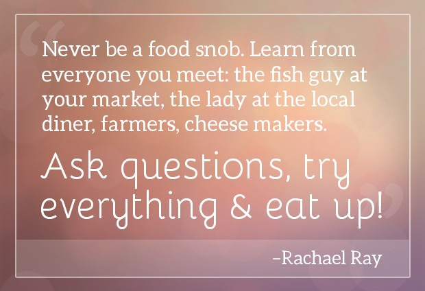 Rachael Ray Quote 3 Picture Quote #1
