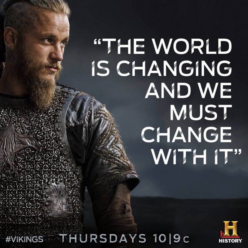Vikings Tv Show Quote 1 Picture Quote #1