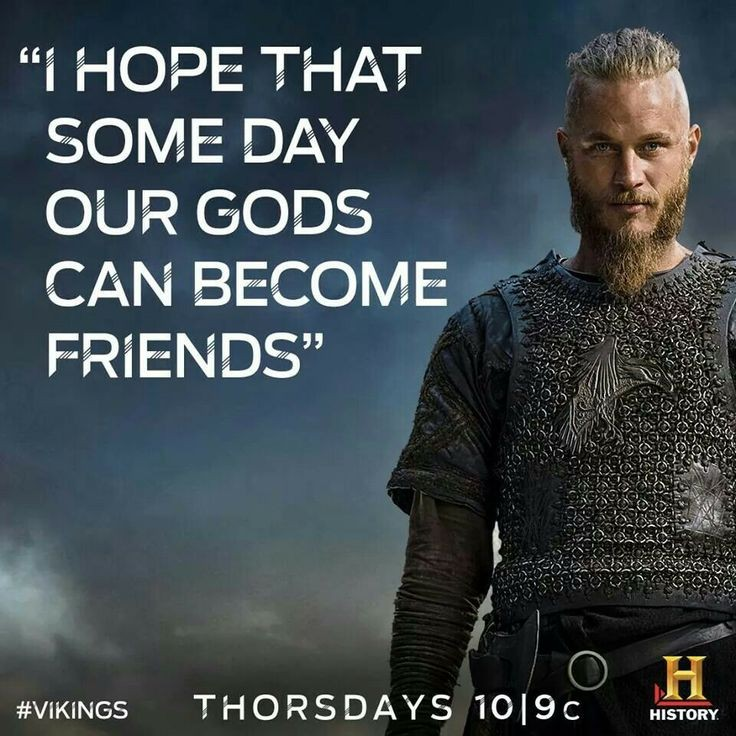 Vikings Tv Show Quote 3 Picture Quote #1