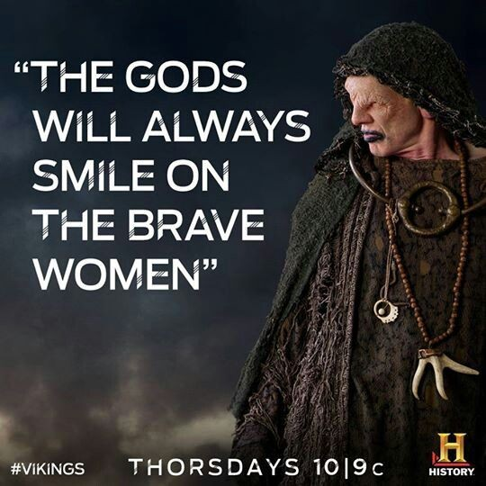 Vikings Tv Show Quote 5 Picture Quote #1